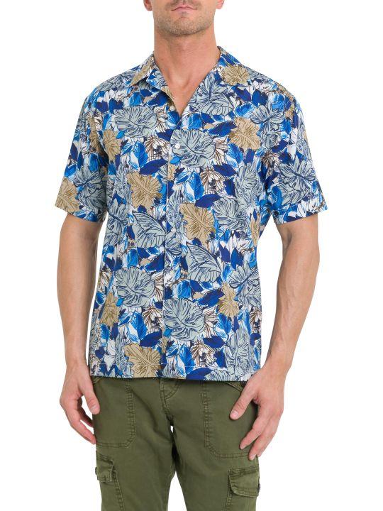 Brian Dales Floral Shirt