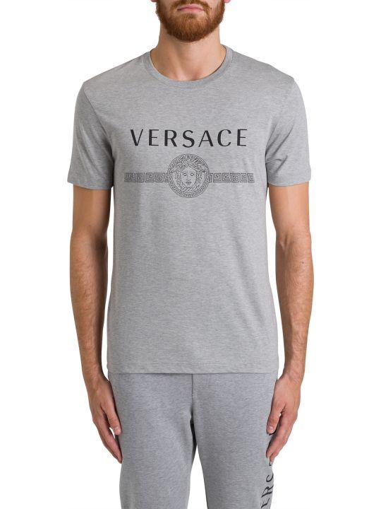 Versace Logo & Medusa Tee