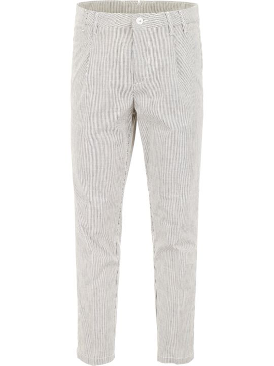 CC Collection Corneliani Classic Cotton Trousers