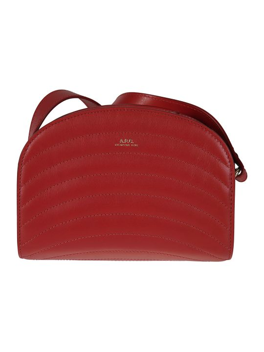 A.P.C. Sac Demi Mini Shoulder Bag