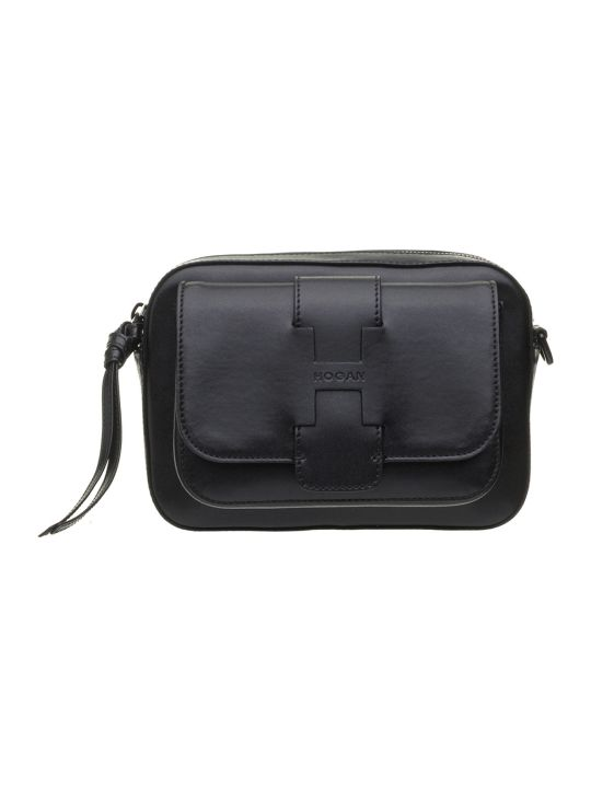 Hogan Black Crossbody Bag