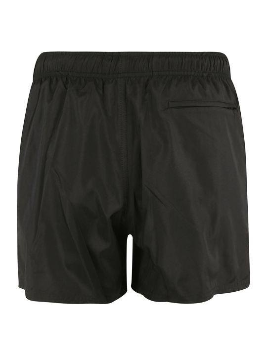 Givenchy Front Logo Shorts