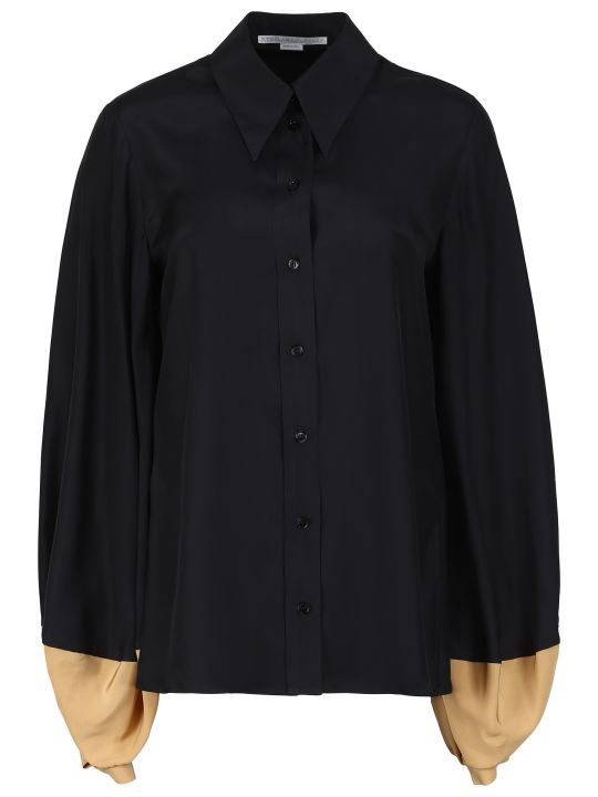 Stella McCartney Silk Satin Shirt
