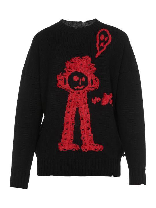 Marcelo Burlon Kid Sketch Sweater