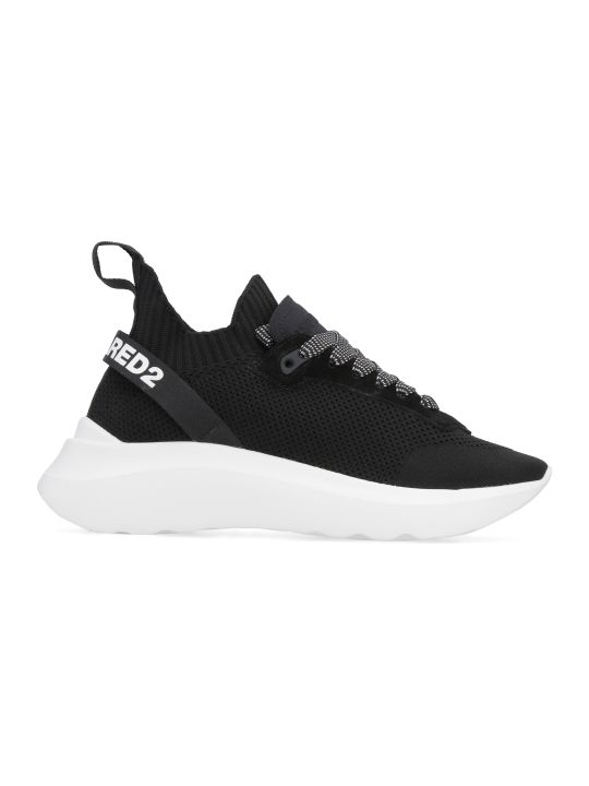 Dsquared2 Speedster Knitted Sneakers
