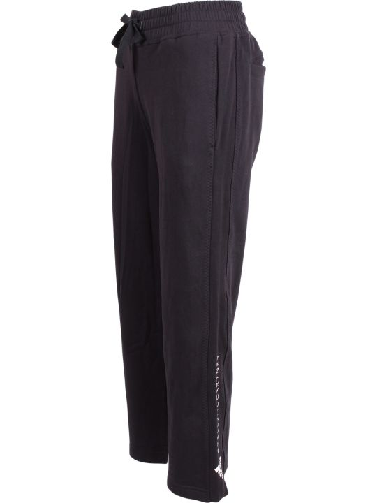 Adidas by Stella McCartney Cotton Sweatpants