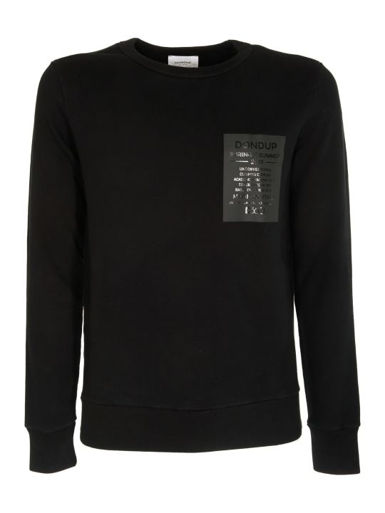 Dondup Printed Sweatshirt