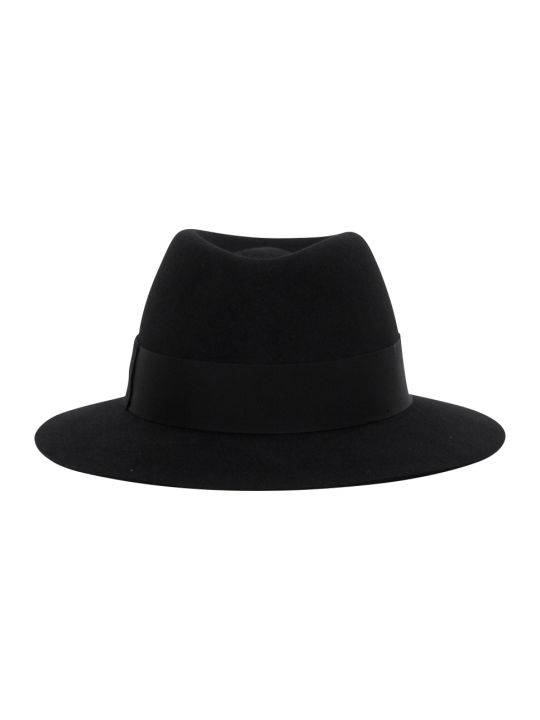 Saint Laurent Fedora Hat Wide Brim