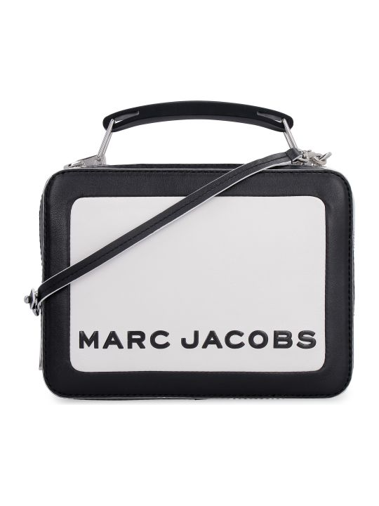 Marc Jacobs The Box 23 Leather Shoulder Bag