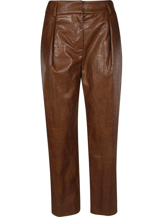 Tela Cropped Trousers
