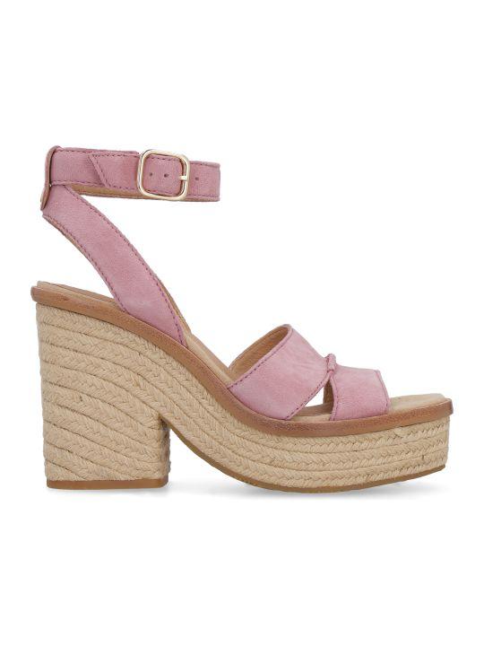 UGG Carine Suede Sandals