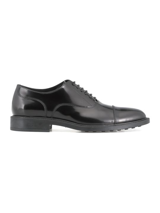Tod's Leather Lace-up Shoe