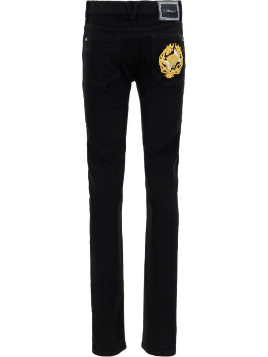 Versace Gianni Versace Denim Pants