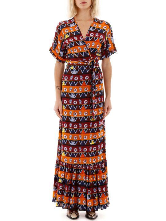 Jessie Western Sun Dance Long Dress