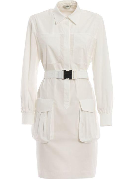 Fendi Dress Light Cotton
