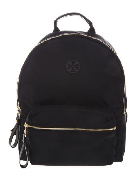 Tory Burch Black Tilda Nylon Backpack