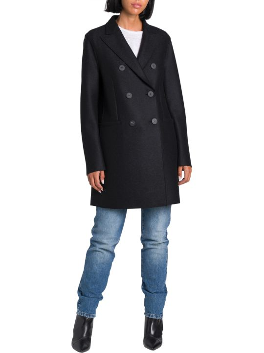 Harris Wharf London Pea-coat