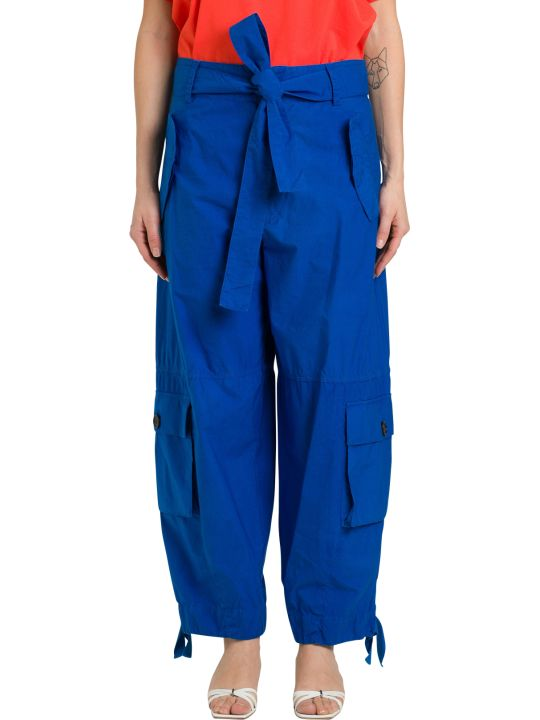 Colville Cotton Cargo Oversize Pants