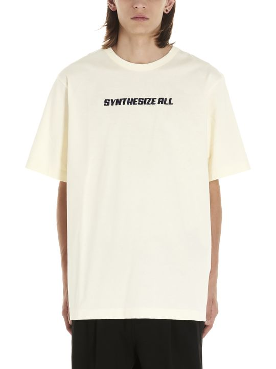 Juun.J 'synthetize All' T-shirt