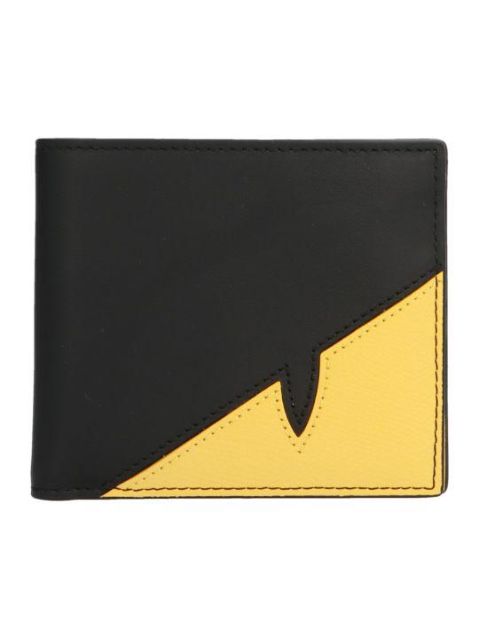 Fendi 'corner Bugs' Billford Wallet
