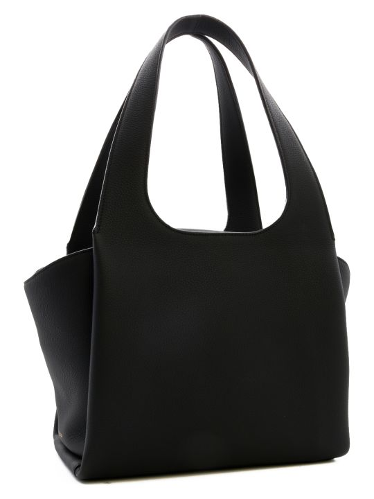 The Row Tr1 Leather Bag