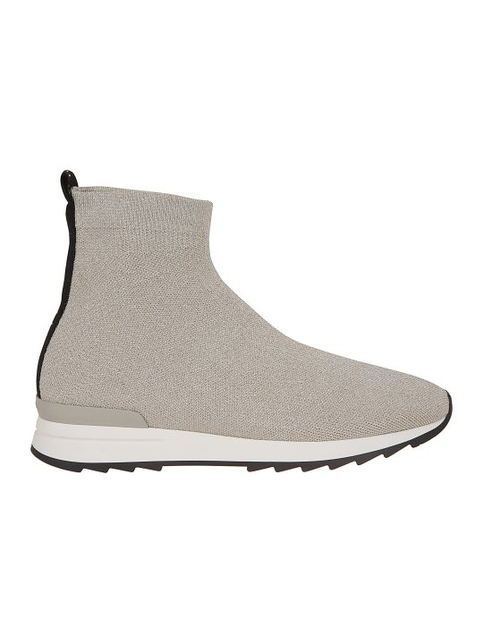 Philippe Model Sock-styled Sneakers