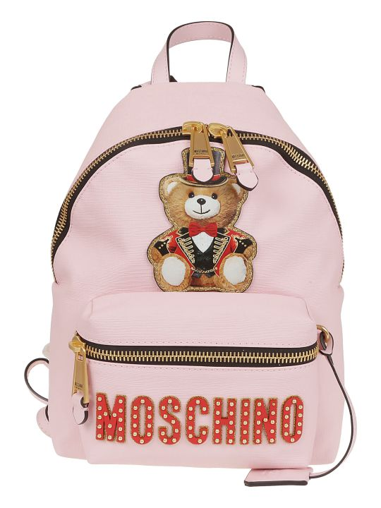 Moschino Circus Teddy Backpack
