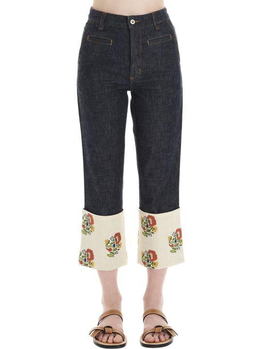 Loewe 'fisherman' Jeans