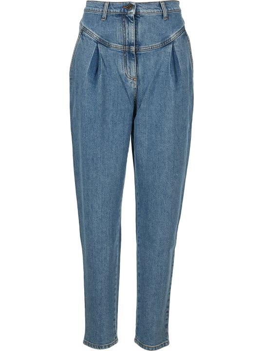 Philosophy di Lorenzo Serafini Philosophy High-rise Tapered Jeans
