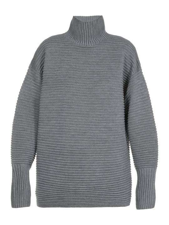 Victoria Victoria Beckham Ribbed Sweater