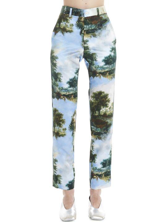 Comme des Garçons 'landscape' Pants