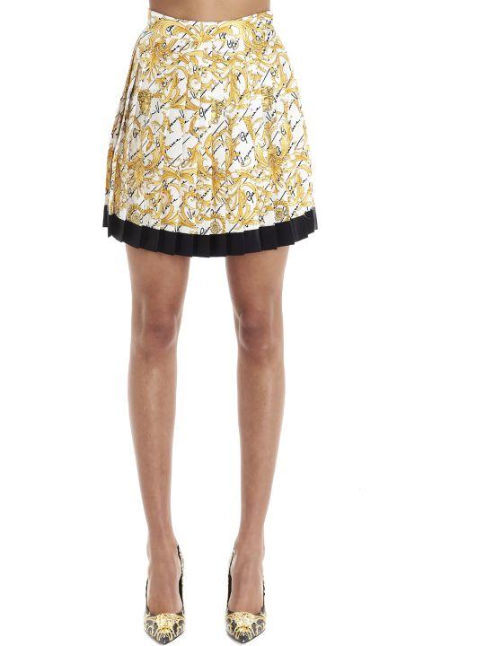 Versace 'heritage Signature' Skirt