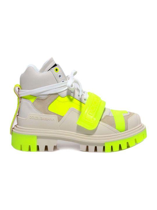 Dolce & Gabbana Trekking Boots Sneakers