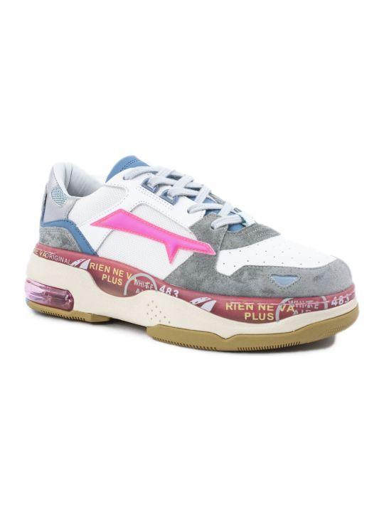 Premiata Multicolour Draked Sneakers