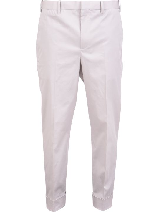 Neil Barrett White Trousers
