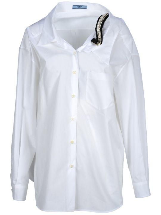 Prada Shirt Cristall
