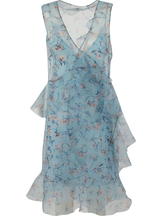 Ermanno Scervino Lace V-neck Dress