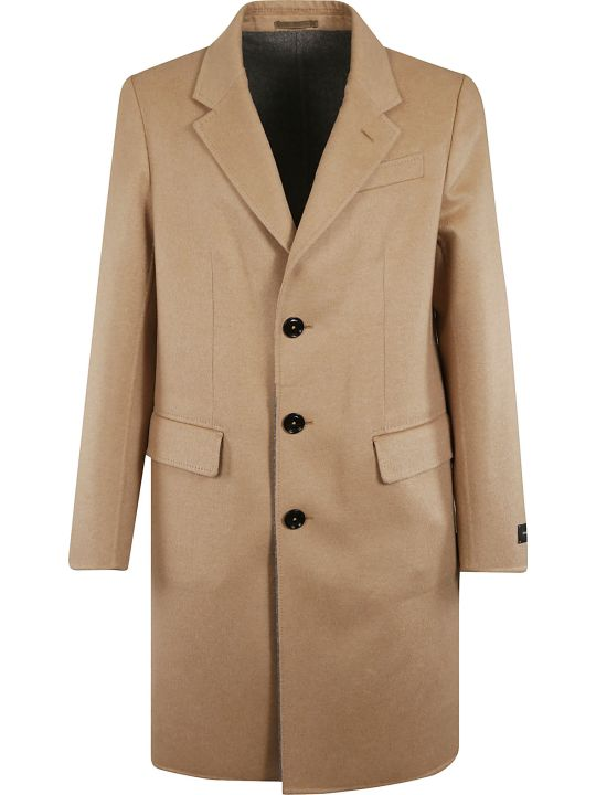 Ermenegildo Zegna Single Breasted Coat