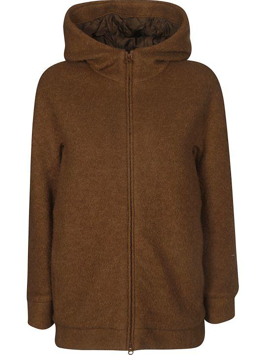 Aspesi Hooded Zip Jacket