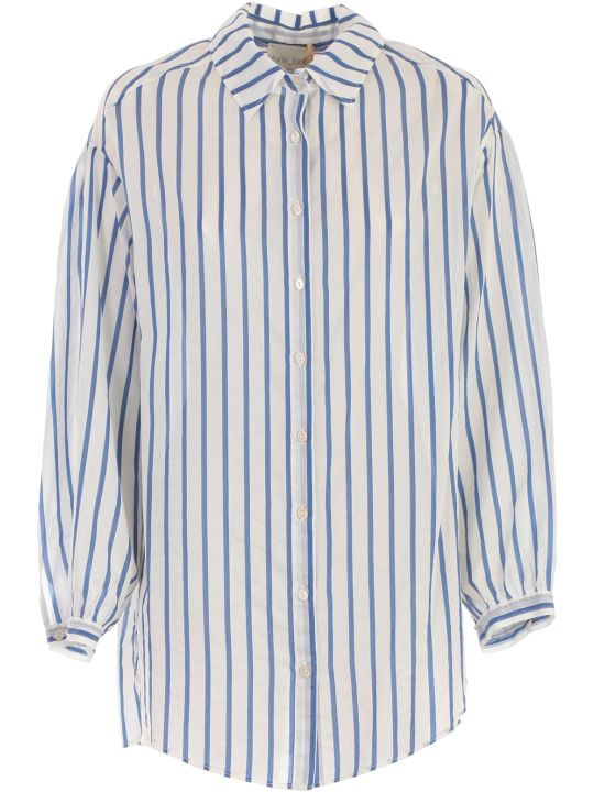 Forte_Forte Forte Forte Striped Shirt