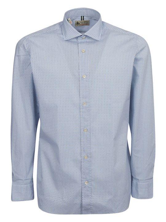 Luigi Borrelli Printed Shirt
