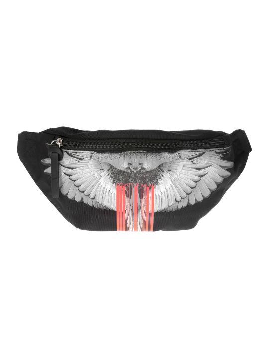 Marcelo Burlon Wings Barcode Belt Bag