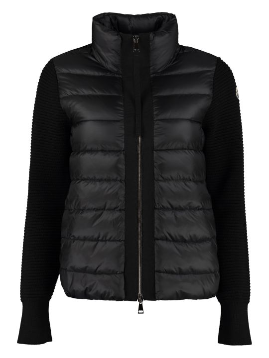Moncler Full Zip Padded Jacket