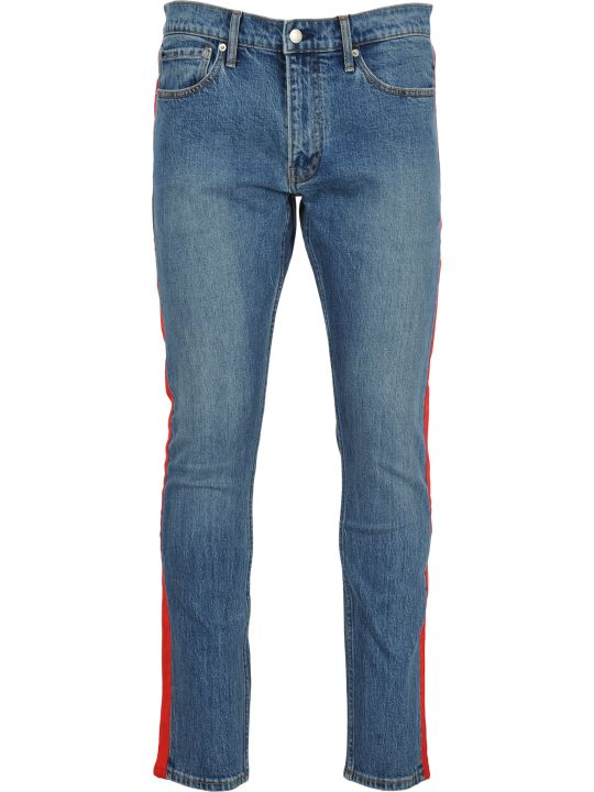 Calvin Klein Jeans Slim Striped Jeans