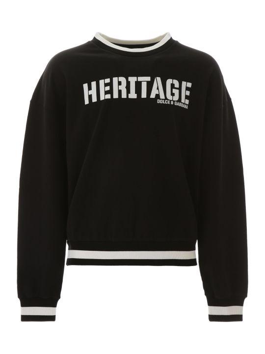 Dolce & Gabbana Heritage Sweatshirt
