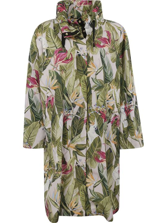 Woolrich Printed Coat