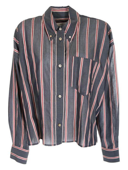Isabel Marant Stripe Print Shirt