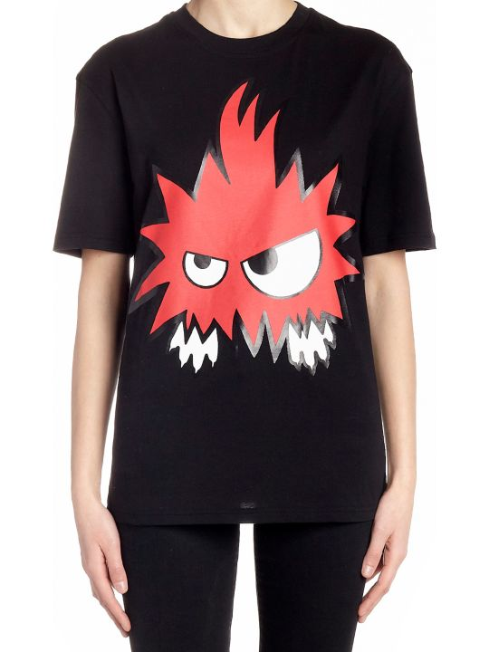 McQ Alexander McQueen 'monster' T-shirt