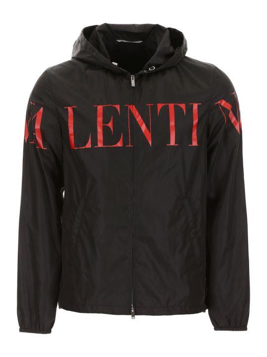 Valentino Logo Jacket