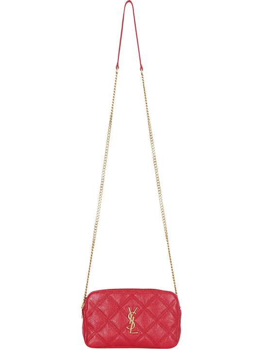 Saint Laurent Becky Mini Shoulder Bag